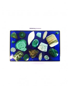 Green with Envy Clutch